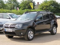 2015 DACIA DUSTER 1.5 AMBIANCE DCI 5d 107 BHP £7500.00