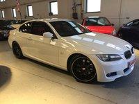 USED 2010 10 BMW 3 SERIES 3.0 335D M SPORT 2d AUTO 282 BHP