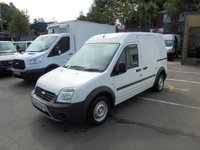 2013 FORD TRANSIT CONNECT 1.8 T230 LONG WHEEL BASE DIESEL  EX LEX LEASE  VERY CLEAN VAN SUIT ANY TRADE  £3995.00