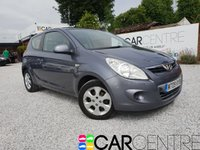 USED 2009 09 HYUNDAI I20 1.2 COMFORT 3d 77 BHP 2 PREVIOUS OWNERS + SERVICE HIST
