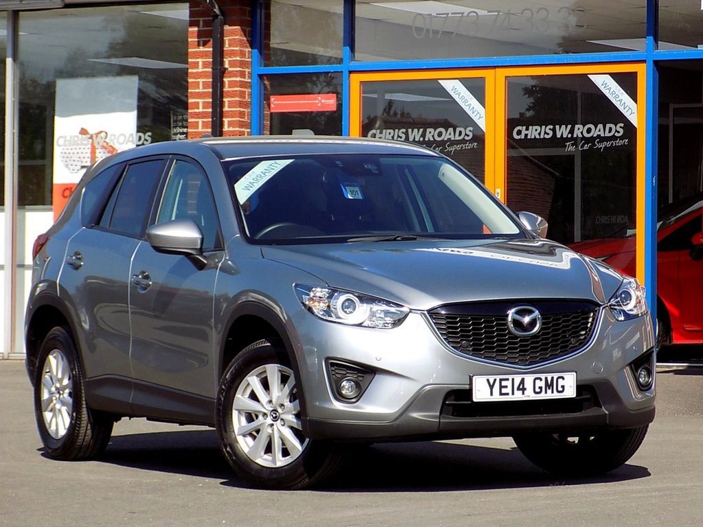 USED 2014 14 MAZDA CX-5 2.0 SE-L NAV 5dr (165)  ** Sat Nav and Cruise Control **