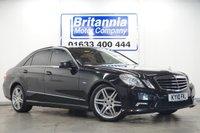 2010 MERCEDES-BENZ E CLASS 2.1 E250 CDI DIESEL BLUEEFFICIENCY AMG SPORT AUTO  £9990.00