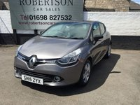 USED 2015 15 RENAULT CLIO 1.5 DYNAMIQUE MEDIANAV ENERGY DCI S/S 5dr