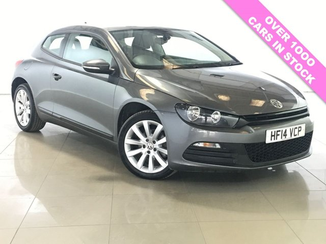 View our 2014 14 VOLKSWAGEN SCIROCCO 2.0 TDI BLUEMOTION TECHNOLOGY 2d 140 BHP