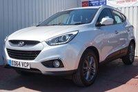 2014 HYUNDAI IX35 1.7 SE NAV CRDI 5d 114 BHP £9995.00
