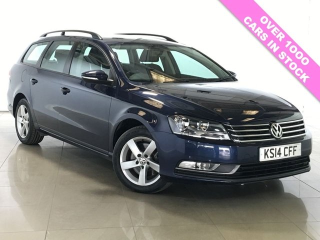 View our 2014 14 VOLKSWAGEN PASSAT 2.0 S TDI BLUEMOTION TECHNOLOGY 5d 139 BHP