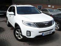 2013 KIA SORENTO 2.2 CRDI KX-2 5d 194 BHP £12995.00