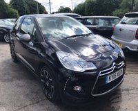 2015 CITROEN DS3 1.6 DSTYLE PLUS 3d 120 BHP £6989.00