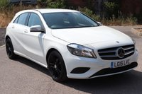 2015 MERCEDES-BENZ A CLASS 2.1 A200 CDI SPORT 5d AUTO 136 BHP £15495.00