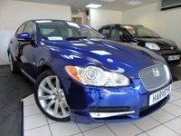 2010 JAGUAR XF 3.0 V6 PREMIUM LUXURY 4d AUTO 240 BHP £9295.00