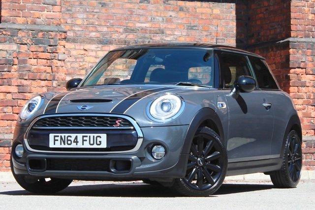 2014 64 MINI HATCH COOPER 2.0 TD Cooper SD (Chili) (s/s) 3dr