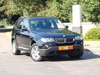 USED 2007 07 BMW X3 2.0 D SE 5d 148 BHP