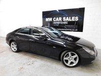 2010 MERCEDES-BENZ CLS CLASS 3.0 CLS350 CDI GRAND EDITION 4d AUTO 272 BHP £7691.00