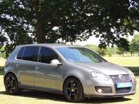 2005 VOLKSWAGEN GOLF 2.0 GTI 5d AUTO 197 BHP £5190.00