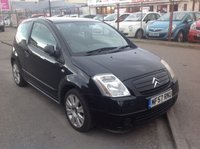 2007 CITROEN C2 1.1 AIRPLAY PLUS 3d 60 BHP £SOLD