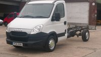 2014 IVECO DAILY 2.3 35S11 1d 106 BHP 1 OWNER // IN HOUSE /S/H  X AZDA  FREE 12 MONTHS WARRANTY COVER /// £5390.00