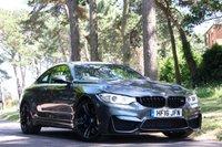 2016 BMW 4 SERIES 3.0 M4 2d AUTO 430 BHP £37995.00