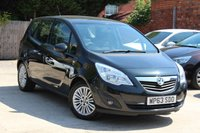 USED 2014 63 VAUXHALL MERIVA 1.4 ENERGY 5d 118 BHP **** ONE OWNER FROM NEW ****