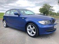 2011 BMW 1 SERIES 2.0 116I SPORT 3d 121 BHP £4995.00