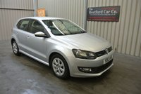 2012 VOLKSWAGEN POLO 1.2 BLUEMOTION TDI 5d 74 BHP £5995.00