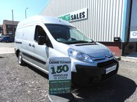 2013 CITROEN DISPATCH 2.0 1200 L2H2 HDI 100BHP 1 OWNER FROM NEW CHOICE OF 3  £5595.00