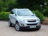2012 VAUXHALL ANTARA 2.2 SE NAV CDTI 4WD S/S 5d 161 BHP £7870.00