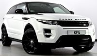 USED 2014 64 LAND ROVER RANGE ROVER EVOQUE 2.2 SD4 Dynamic Lux 4X4 3dr Auto [9] Pan Roof, Surround Cams, TV ++