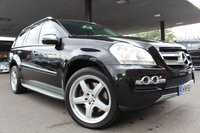 2009 MERCEDES-BENZ GL CLASS 3.0 GL350 CDI BLUEEFFICIENCY 5d AUTO 224 BHP £16990.00