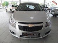 USED 2012 12 CHEVROLET CRUZE 1.6 LT 5d AUTO 124 BHP