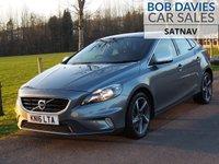 USED 2016 16 VOLVO V40 2.0 D4 R-DESIGN NAV 5d AUTO 187 BHP