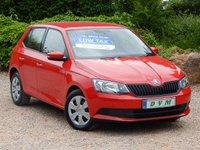 2015 SKODA FABIA 1.0 S MPI 5d 59 BHP £6570.00