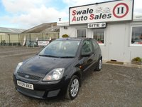 USED 2008 08 FORD FIESTA 1.4 STYLE TDCI 68 BHP £14 PER WEEK, NO DEPOSIT - SEE FINANCE LINK