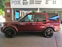2015 LAND ROVER DISCOVERY 3.0 SDV6 HSE LUXURY 5d AUTO 255 BHP £29975.00