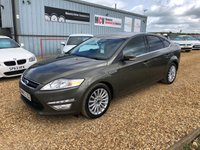 2013 FORD MONDEO 2.0 ZETEC BUSINESS EDITION TDCI 5d 138 BHP £5290.00