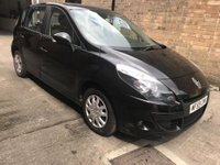 2009 RENAULT SCENIC 1.6 EXPRESSION VVT 5d 109 BHP