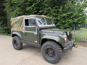 View our LAND ROVER SERIES 1