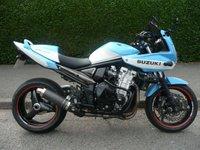 2007 SUZUKI GSF 1.3 GSF 1250 K7 Bandit £3595.00