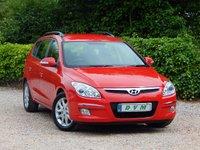 2009 HYUNDAI I30 1.6 STYLE 5d 125 BHP £3970.00