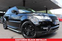 USED 2013 63 LAND ROVER RANGE ROVER SPORT 3.0 SDV6 HSE DYNAMIC 5d 288 BHP