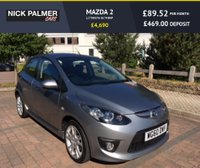 USED 2010 60 MAZDA 2 1.3 TAKUYA 5d 74 BHP LOW MILEAGE AND FULL SERVICE HISTORY