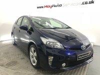 2015 TOYOTA PRIUS 1.8 T SPIRIT VVT-I 5d AUTO 99 BHP £15450.00