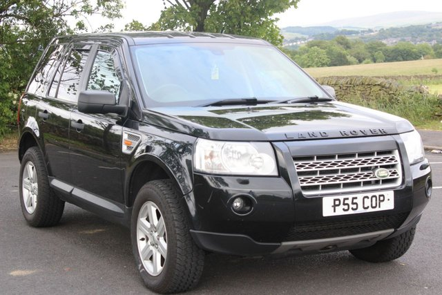 2007 P LAND ROVER FREELANDER 2.2 TD4 GS 5d 159 BHP