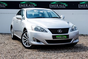 2007 LEXUS IS 2.2 220D SE 4d 175 BHP £4000.00