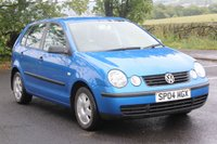 USED 2004 04 VOLKSWAGEN POLO 1.4 TWIST 5d 74 BHP