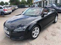 2008 AUDI TT 2.0 TFSI 2d 200 BHP £6995.00
