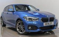 2016 BMW 1 SERIES 1.5 118I M SPORT 5d 134 BHP £15990.00