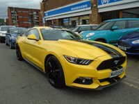 2016 FORD MUSTANG 2.3 ECOBOOST 2d 313 BHP £26994.00