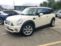 2010 MINI CLUBMAN 1.6 COOPER 5d ONLY 43,000 MILES 4 SERVICES, 2 KEYS,  £6990.00