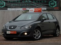 2012 SEAT LEON 1.6 CR TDI ECOMOTIVE S AC 5d 103 BHP £6000.00
