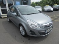 USED 2011 11 VAUXHALL CORSA 1.2 SE 3d 83 BHP Family owned from new. Low miles, low running costs